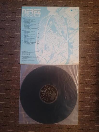LP Nerez - Masopust - Hudba