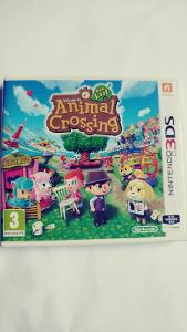 ANIMAL CROSSING -NEW LEAF-NINTENDO 3DS