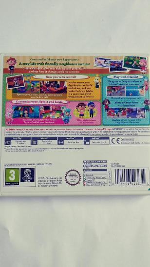 ANIMAL CROSSING -NEW LEAF-NINTENDO 3DS - Hry
