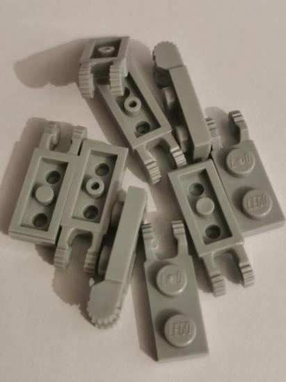 Lego dílky 9ks - Hračky