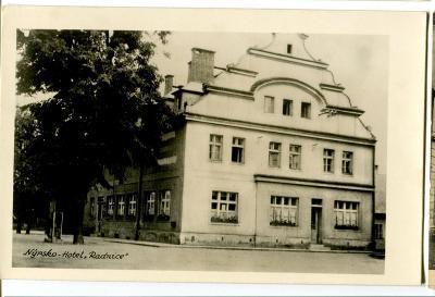 Nýrsko, Klatovy, Šumava, hotel