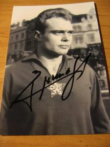 Jan Brumovský - ČSSR - orig. autogram