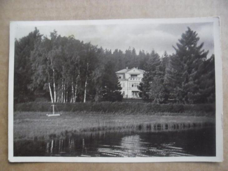 Kamenice u Jihlavy Jihlava Waldsteinovo zátiší  - Pohlednice