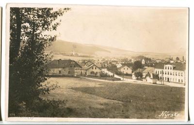 Nýrsko, Klatovy, Šumava