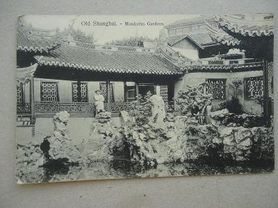 Old Shanghai  -  Mandarins Gardens