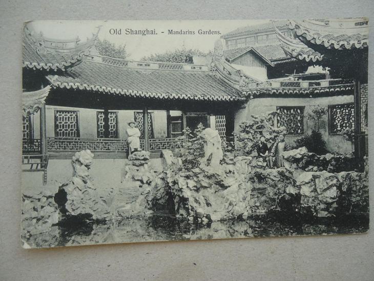 Old Shanghai  -  Mandarins Gardens - Pohlednice