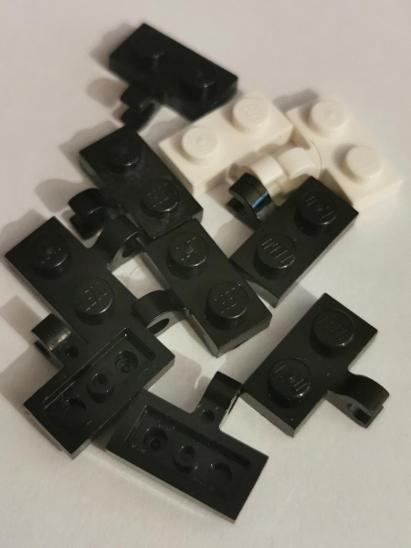 Lego dílky 10ks - Hračky