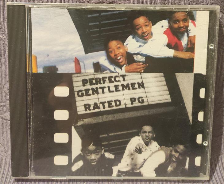 CD - Perfect Gentlemen ( 1990 ) , CD V PĚKNÉM STAVU - Hudba