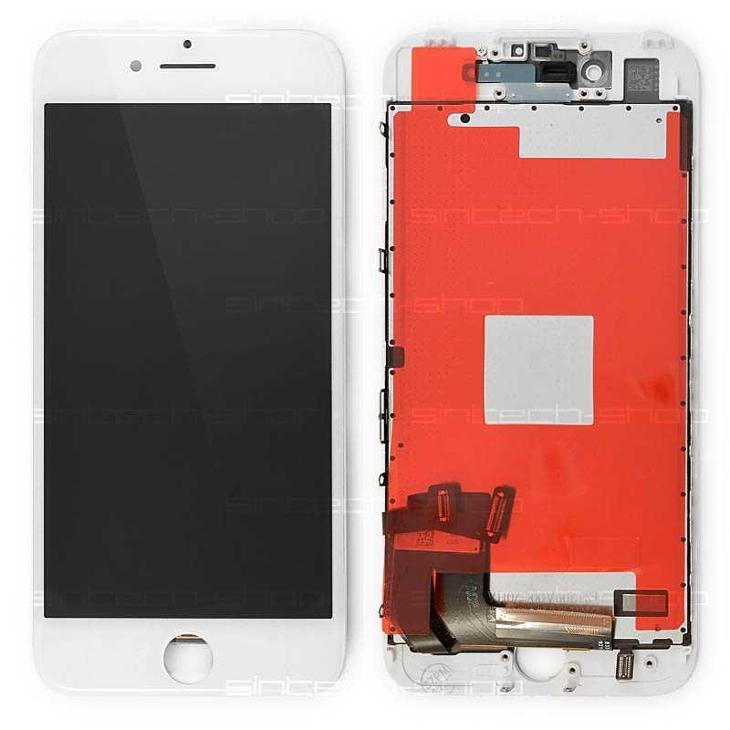 "iPhone 7 LCD + dotyk (4,7""), bílý - Náhradní díly"