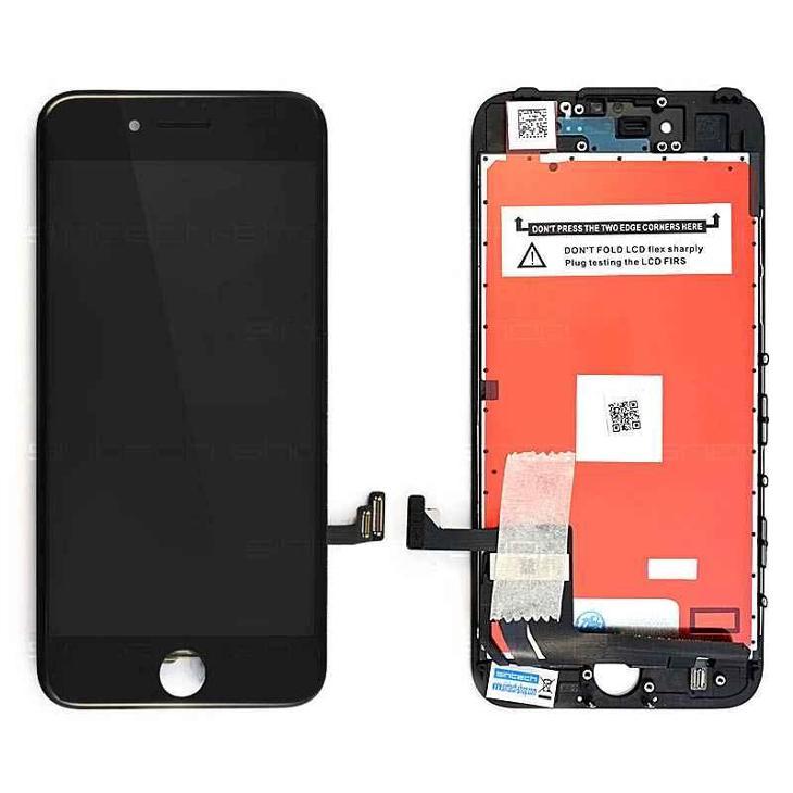 """iPhone 7 LCD + dotyk (4,7""""), černý - Náhradní díly"""