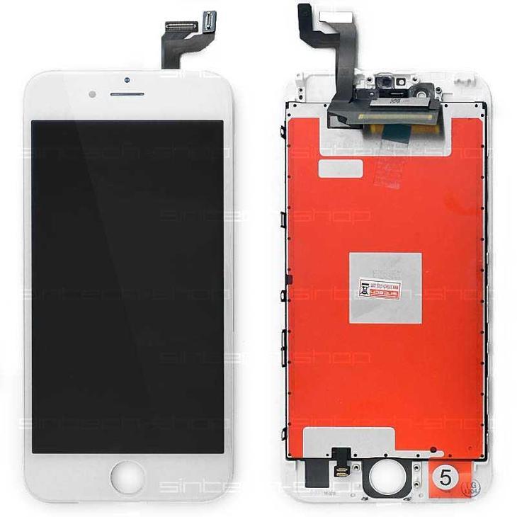 "iPhone 6S LCD + dotyk (4,7""), bílý - Náhradní díly"