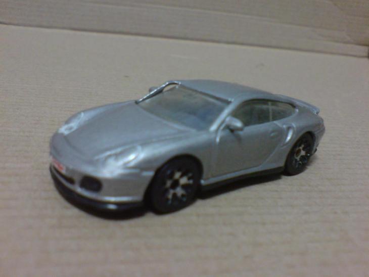 MB-Porsche 911 Turbo - Modelářství