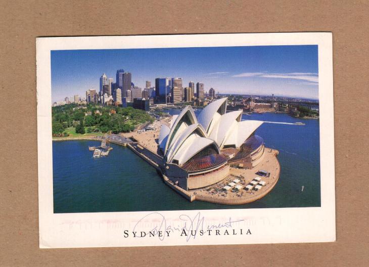 SYDNEY...AUSTRÁLIE...STAV DLE FOTA (16) - Pohlednice