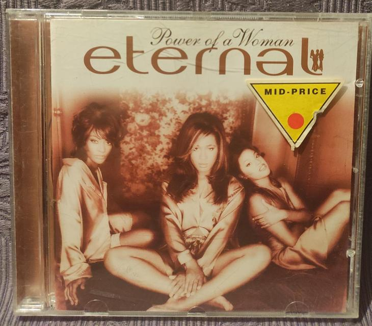 CD - Eternal ( 1995 ) , CD V PĚKNÉM STAVU - Hudba