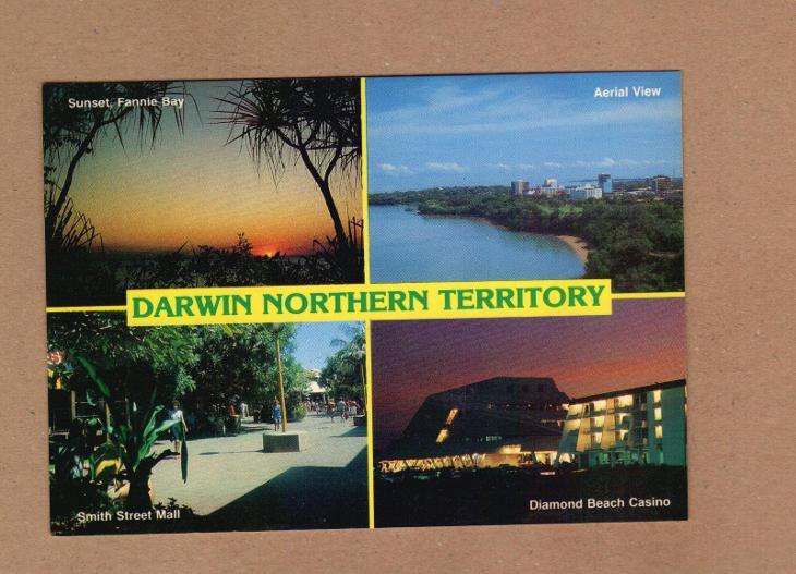 DARWIN...AUSTRÁLIE...STAV DLE FOTA (16) - Pohlednice