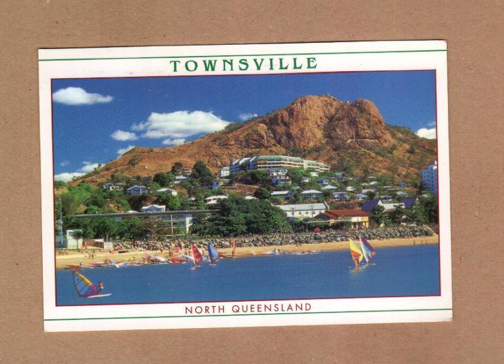TOWNSVILLE...AUSTRÁLIE...STAV DLE FOTA (16) - Pohlednice