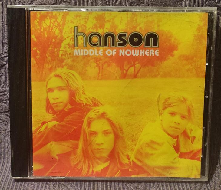 CD -  Hanson ( 1997 ) , CD V PĚKNÉM STAVU - Hudba
