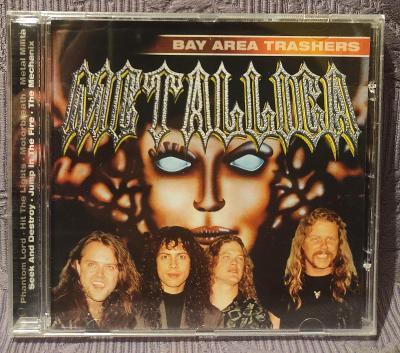 CD - Metallica  , CD V PĚKNÉM STAVU