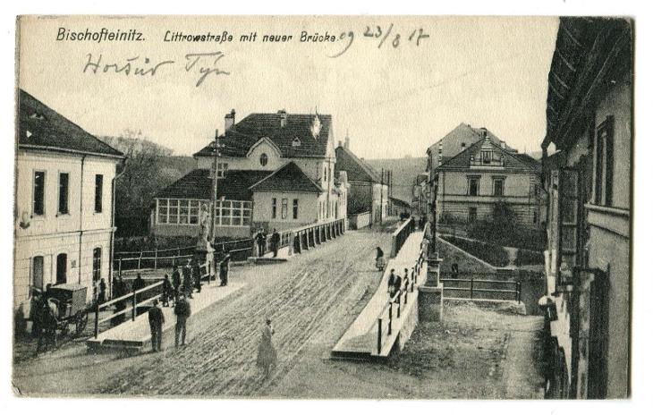 Horšovský Týn, Domažlice - Pohlednice