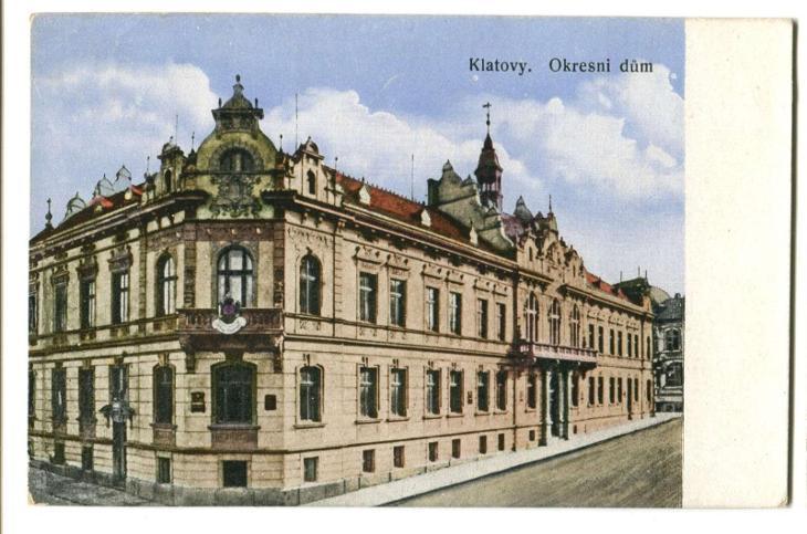 Klatovy - Pohlednice