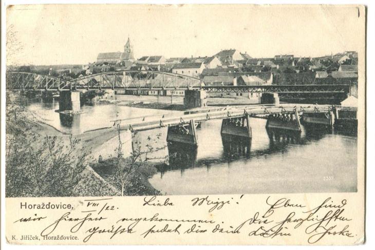Horažďovice, Klatovy - Pohlednice