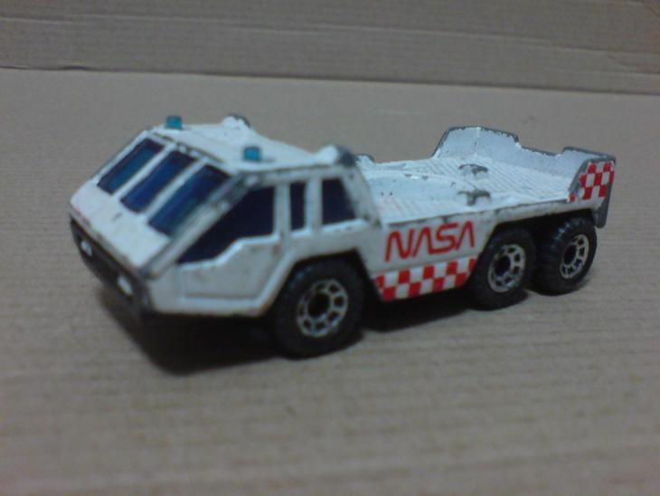 MB-Transporter Vehicle - Modelářství