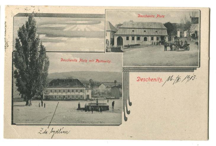 Dešenice, Klatovy - Pohlednice