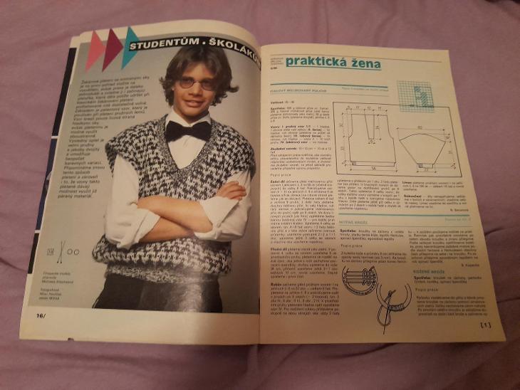 Časopis Praktická žena, 9/90 - Časopisy