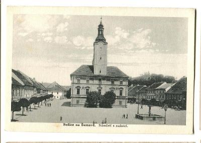 Sušice, Klatovy, Šumava