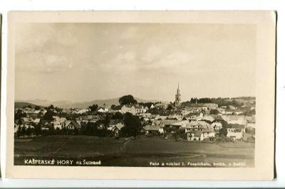 Kašperské Hory, Sušice, Klatovy, Šumava