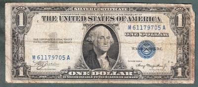 USA Amerika 1 dollar 1935