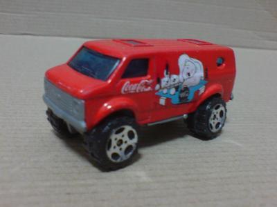MB-4x4 Chevy Van