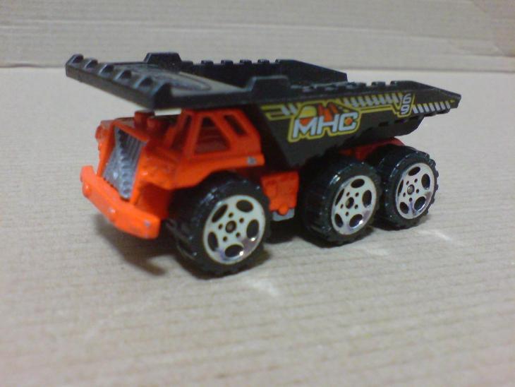 MB-Dump Truck - Modelářství