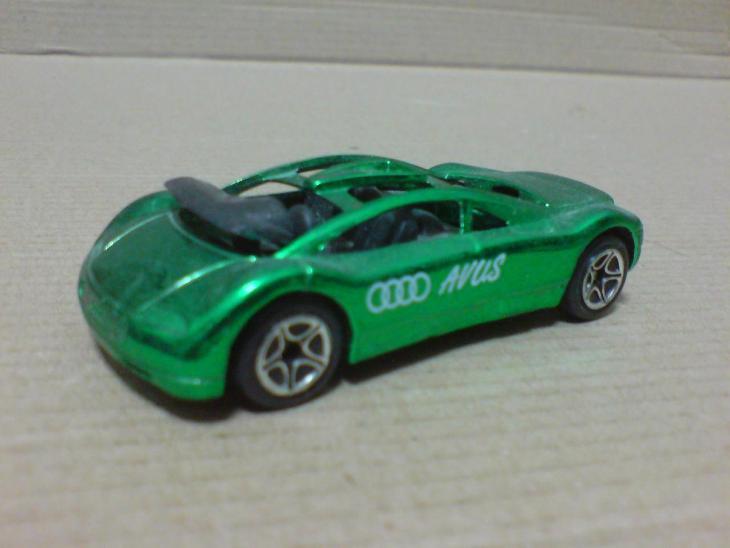 MB-Audi Avus Quattro - Modelářství