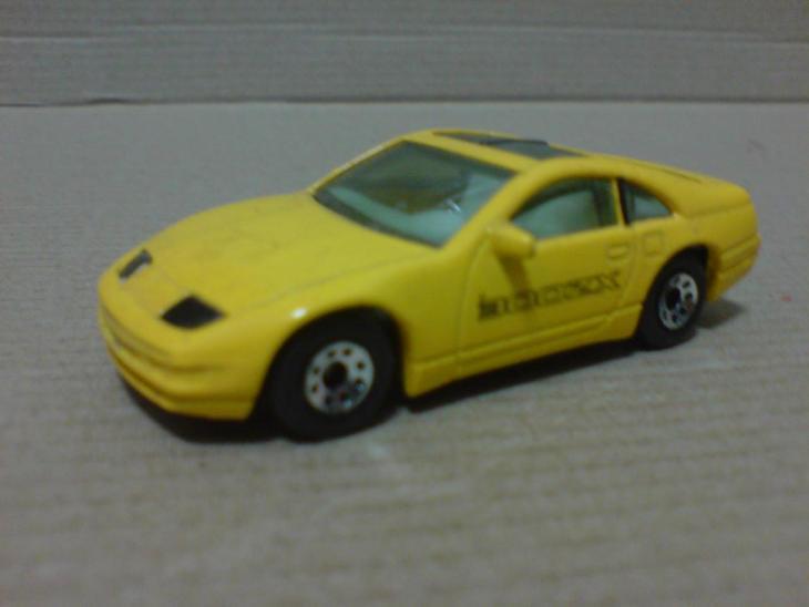 MB-Nissan 300 Zx - Modelářství