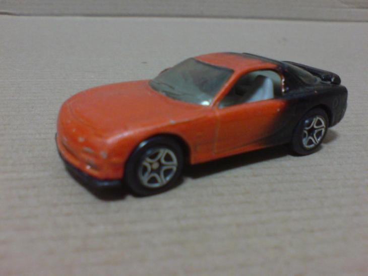 MB-Mazda RX-7 - Modelářství