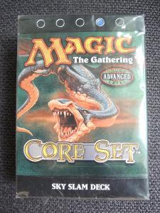 Theme Deck: Sky Slam, 8.th Edition - Magic: The Gathering - MTG