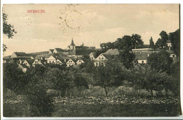 Merklín, Plzeň jih - Pohlednice