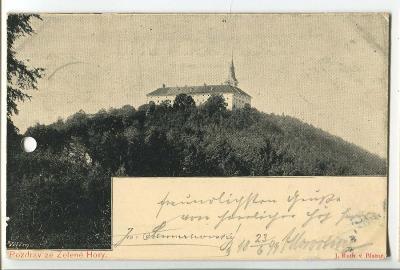 Nepomuk, Plzeň jih. (pošk.)