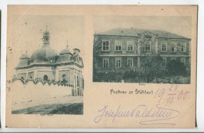 Šťáhlavy, Plzeň jih