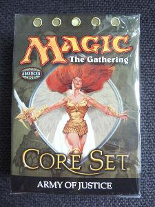 Theme Deck: Army of Justice, 9.th Edition - Magic: The Gathering - MTG