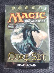 Theme Deck: Dead Again, 9.th Edition - Magic: The Gathering - MTG