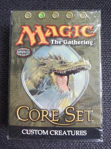 Theme Deck: Custom Creatures, 9.th Edition - Magic: The Gathering MTG
