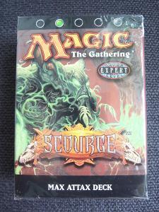 Theme Deck: Max Attax, Scourge - Magic: The Gathering - MTG