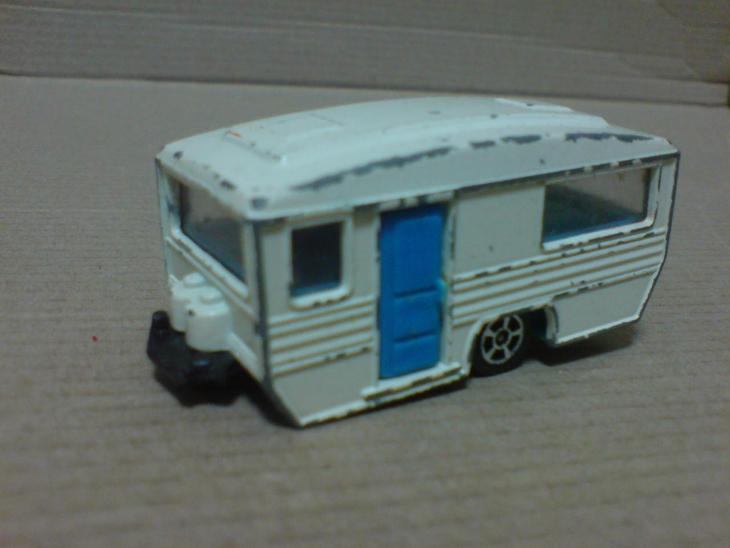 Corgi Juniors-Caravan - Modelářství