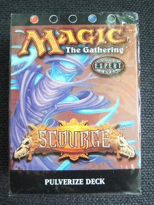 Theme Deck: Pulverize, Scourge - Magic: The Gathering - MTG