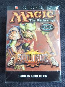 Theme Deck: Goblin Mob, Scourge - Magic: The Gathering - MTG