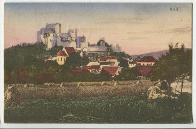 Rabí hrad, Sušice, Klatovy, Šumava