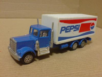 Corgi-Kenworth Truck