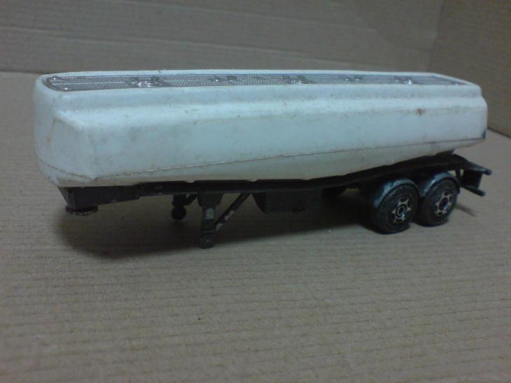 Corgi Juniors-Glostersaro Tanker - Modelářství